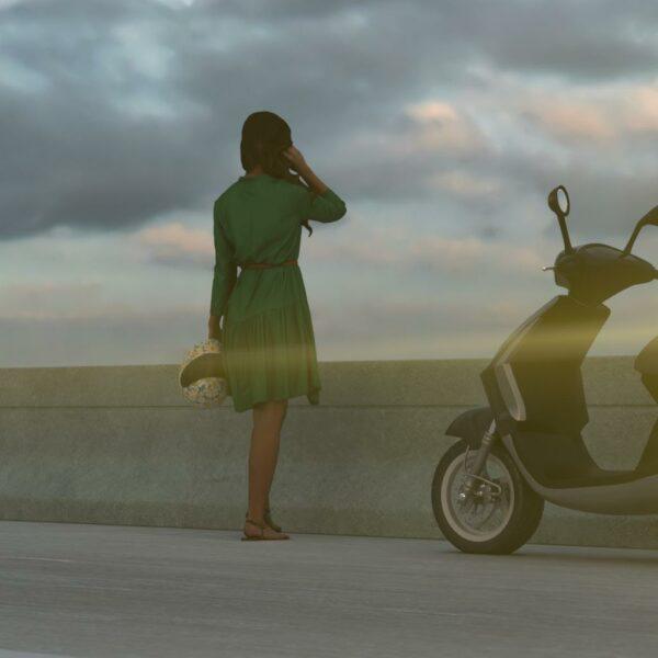 luz emergencia moto